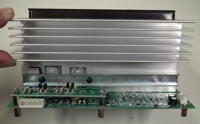 Mackie SRM1801 Modification